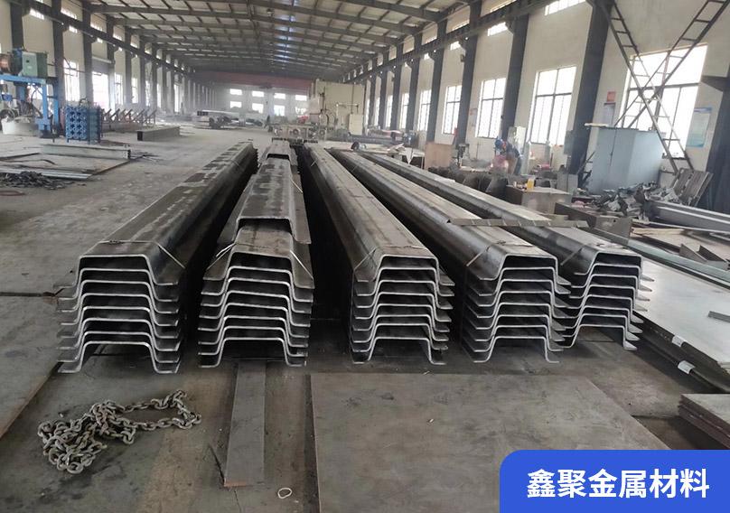 12米剪折彎-鋼板樁