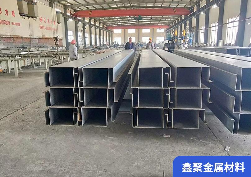 12米剪折彎-鋼板天溝