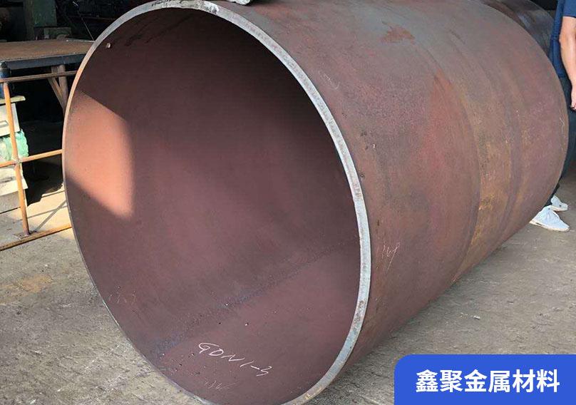 大型非標管卷圓加工