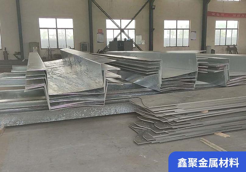 12米剪折彎-鍍鋅天溝