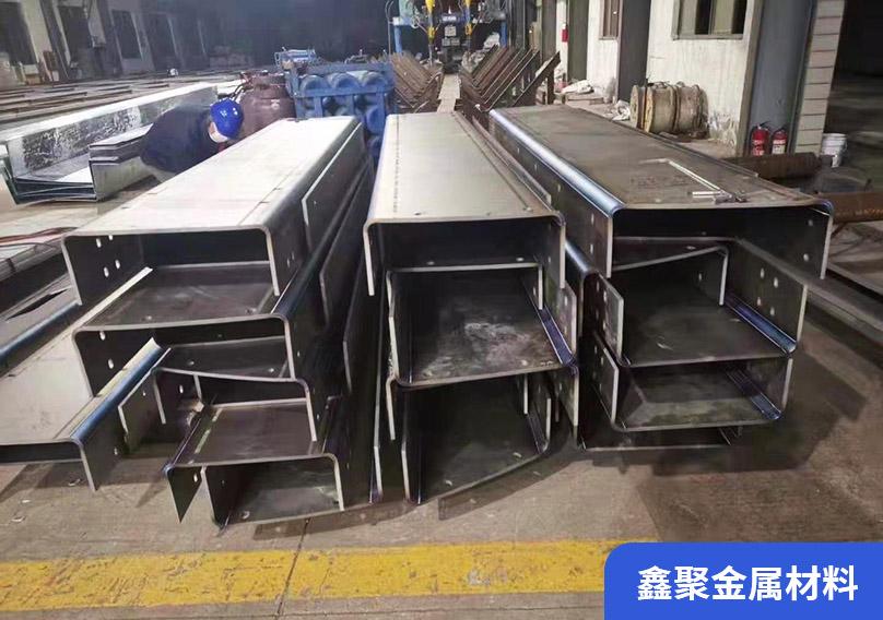 不銹鋼板剪板大型折彎加工