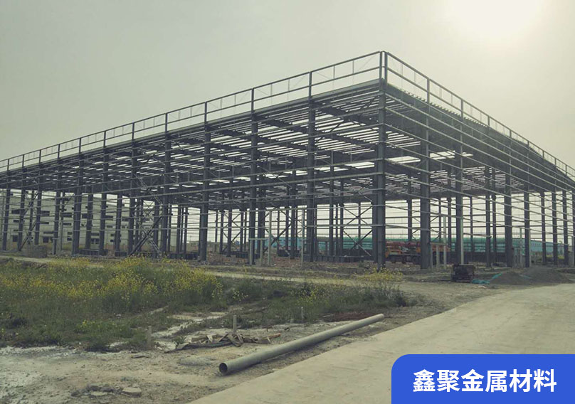 鋼結構廠房主體結構1